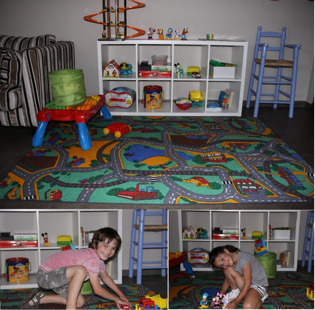 zona de juegos -  Apartamentos Tres Quiñones